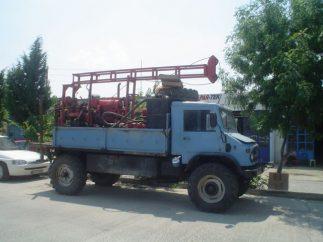 Truck-Mounted Drilling Machine